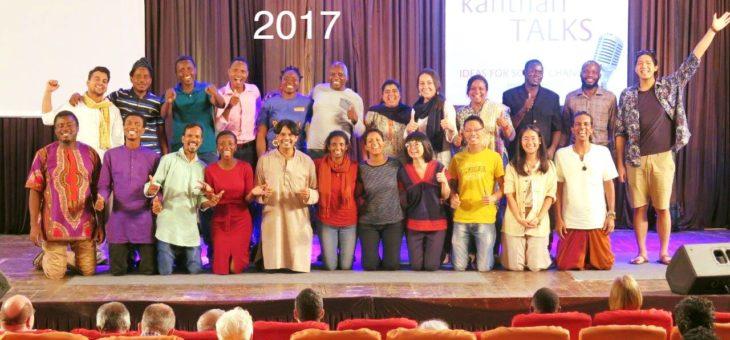 Final kanthari talk 2017