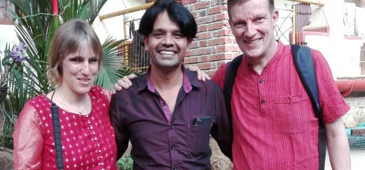Snehan appreciates and acknowledges kanthari
