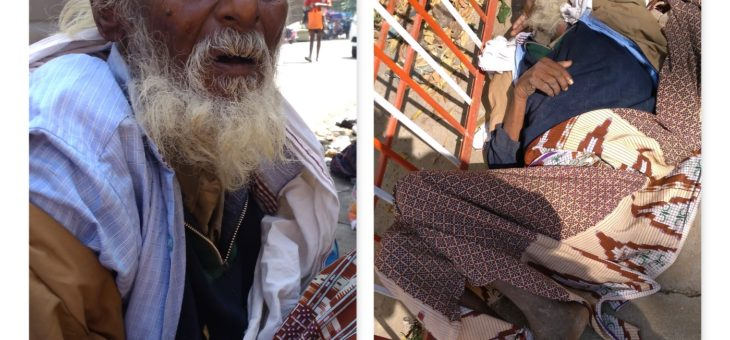 Own family members throw Sakthivel 70 year's old grandpa