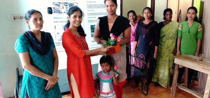Sheeba Rani back with Snehan Project