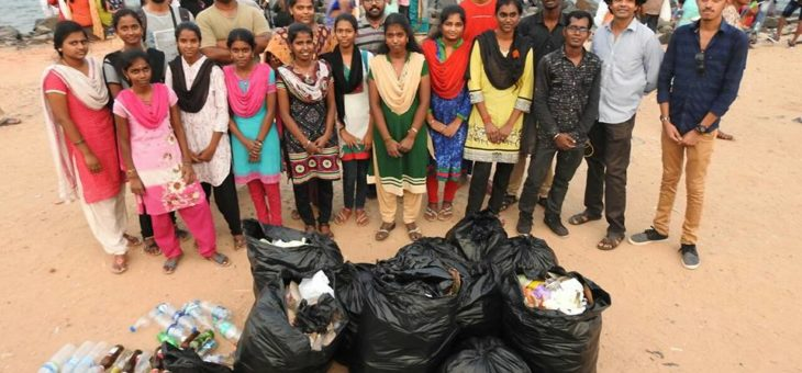 Clean Pondicherry is our goal