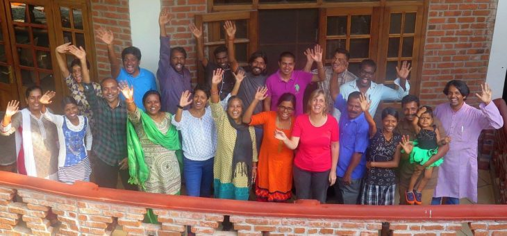kanthari alumni's from India, meeting together…