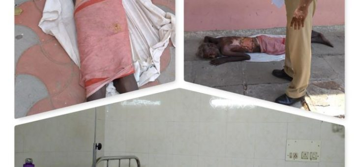 Snehan, supported dying destitute with medical assistance