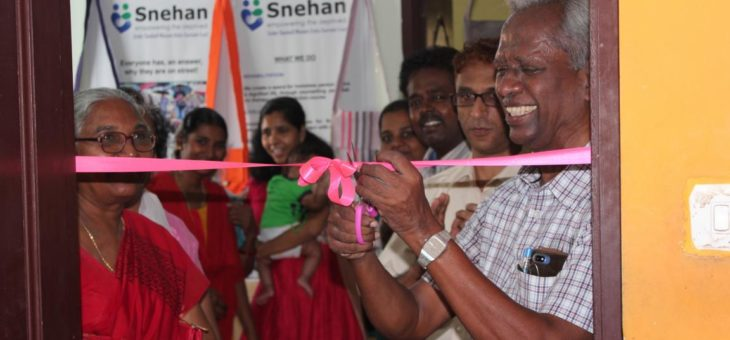 Snehan Tailoring Center Inaugurated by Mr. Moses