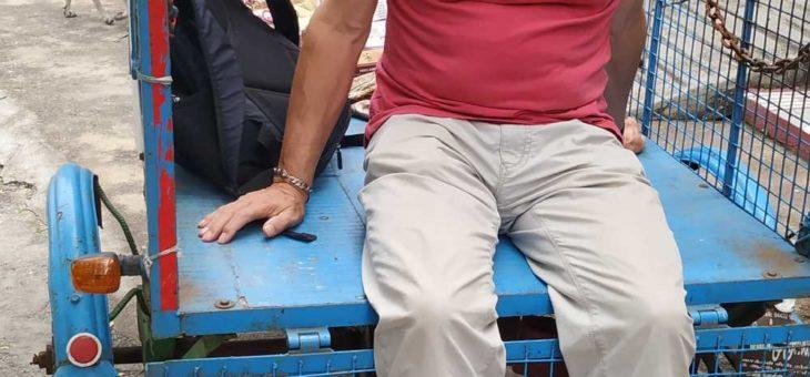 Herbert Uehlin visited Snehan – Pondicherry